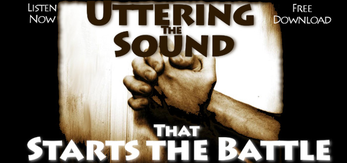 Uttering the Sound